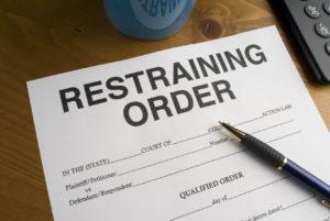 temporary restraining order lawyer